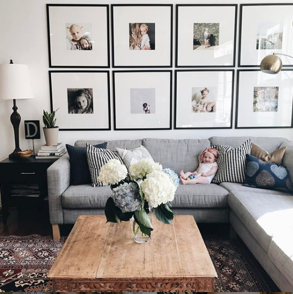 Where To Buy Gallery Wall Frames Ikea Amazon Crate And Barrel Even Dollar Tree 320 Sycamore