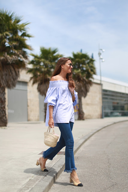 Blogger Style :: The perfect outfit for traveling to Ibiza | Cool Chic Style FashionBlogger Style :: The perfect outfit for traveling to Ibiza | Cool Chic Style Fashion