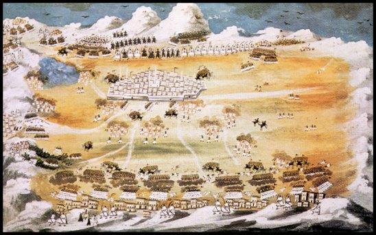 Η Άλωση της Τριπολιτσάς στις 23 Σεπτεμβρίου 1821