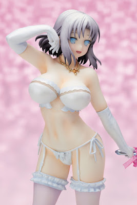 "Yumi Wedding Lingerie Ver. Reproduction Edition 1/6 de ""Senran Kagura"" - Proovy"