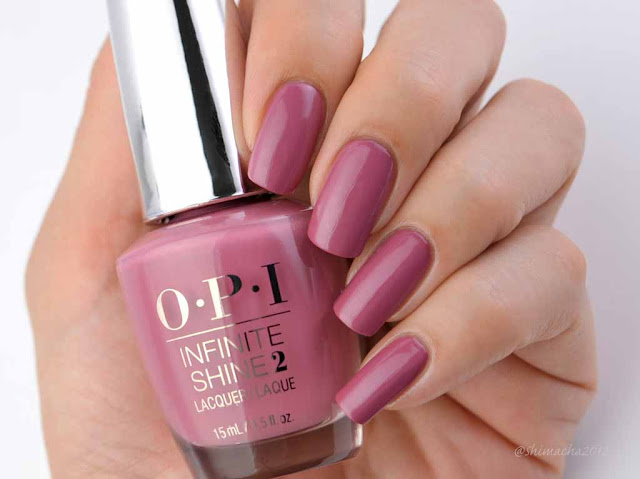 OPI Infinite Shine: Stick it Out