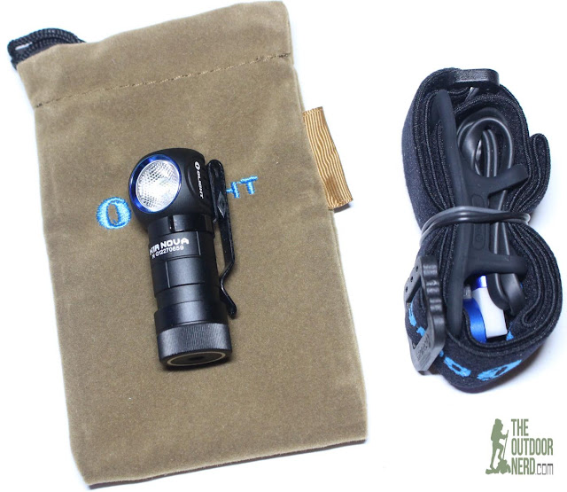 Olight H1R Nova Headlamp - Product View 2