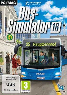 Bus Simulator 16 Full indir - PC Sorunsuz