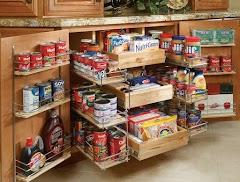 Cupboard Organizers