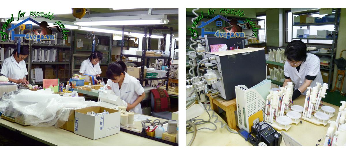 Tiêu chuẩn chất lượng máy lọc nước ion kiềm Excel - Hàng nội địa Nhật