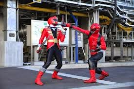 Go buster vs Kyoryuger The Movie