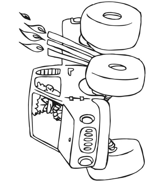 Kleurplaten Monster Trucks Print Monster Truck Coloring Pages For Kids Gt Gt Disney Coloring Pages
