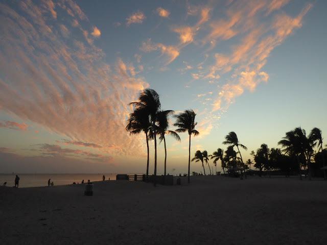 tramonto a sombrero beach a marathon