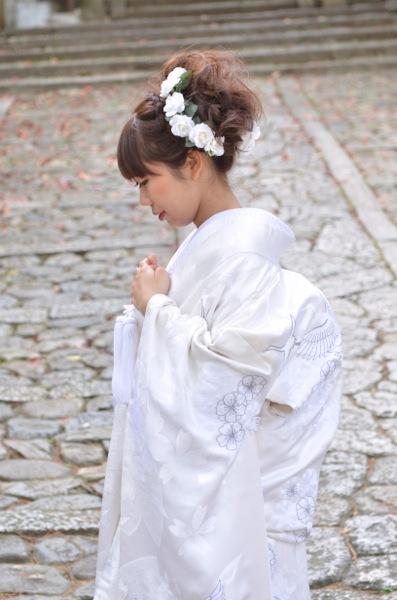 前撮り和装ロケーションIN京都