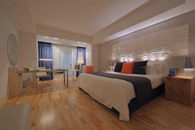 Radisson Blu Aqua Hotel de luxo em Chicago