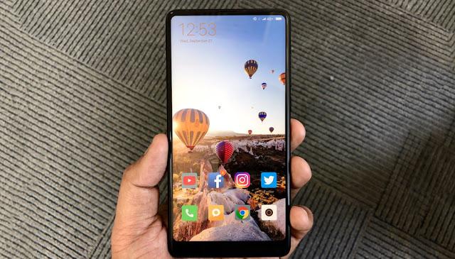 Smartphone Mi Mix 2S Siap Di Luncurkan