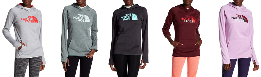 The North Face Logo Hoodie $33 (reg $55)