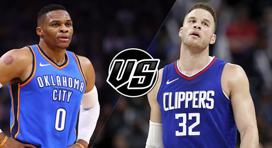 Live Streaming List: Oklahoma City Thunder vs Detroit Pistons 2018-2019 NBA Season