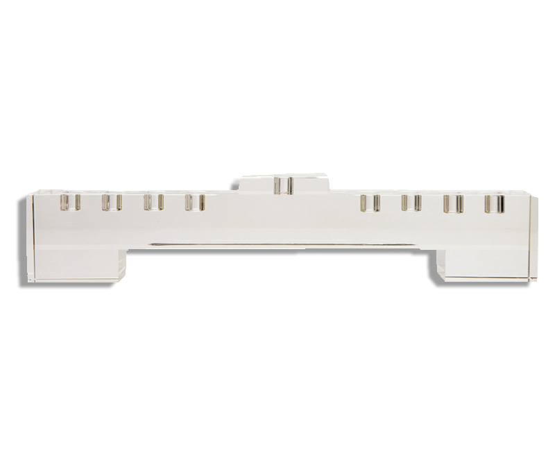 Veritas Translucent Menorah