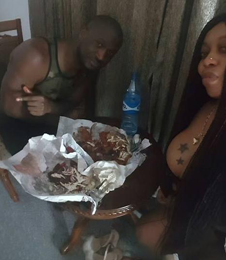 peter okoye caught prostitute hotel room owerri