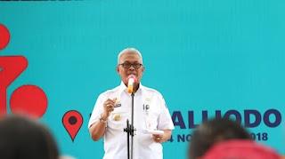RTH Kalijodo Dipilih Pemkot Jakarta Utara Untuk Perayaan HKN