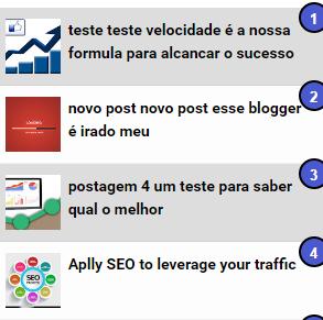Popular Post widget blogger by mybloggerseo