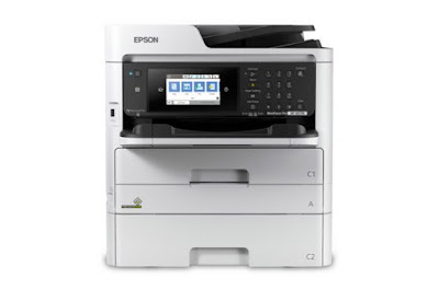 Epson WorkForce Pro WF-M5799 Review - Free Download Driver