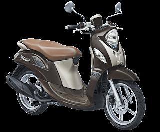 Harga Motor Yamaha Fino Premium terbaru cash dan kredit 2018