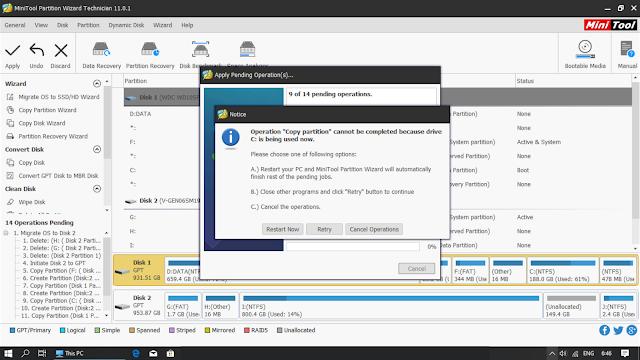 Cara Memindahkan Windows 10 dari SSD HDD Lama ke SSD Baru