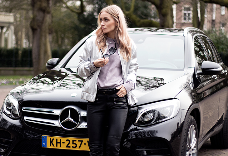 Fashion Attacks fashionable drive with Mercedes-Benz Amsterdam Fashion Week