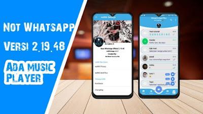 Download WhatsApp Mod v2.19.48 ( Not WhatsApp Update! )