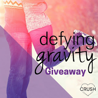 Enter To Win the Defying Gravity Prize Pack!