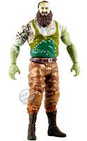 Mattel WWE Monsters Braun Strowman action figure