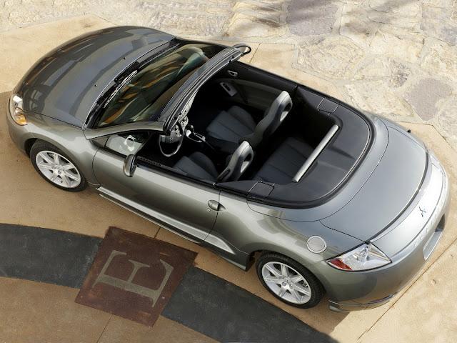 Mitsubishi Eclipse 4G Spyder, auta dla młodego