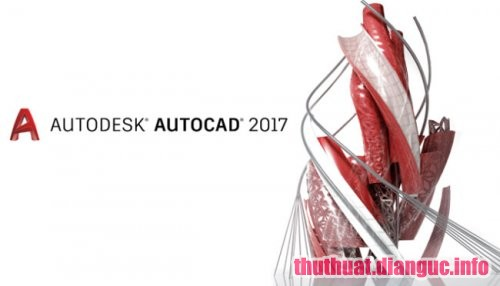 Download phần mềm AutoCAD 2017 Full crack