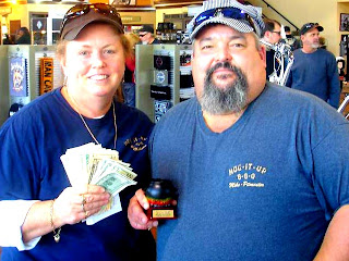 The Lackey's Take the Prize At Grove's Harley Davidson