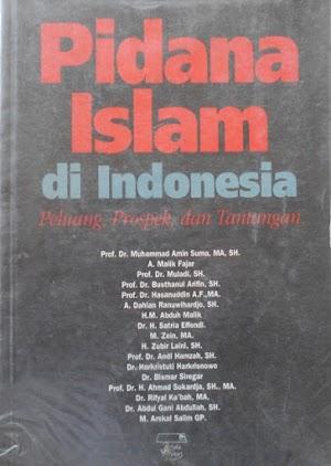 Pidana Islam di Indonesia