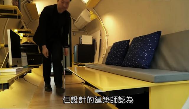 香港建築設計師提出水管屋 (concrete pipe house) 改善房價過高的居住問題3