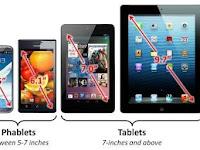 Perbedaan Antara Tablet dan Smartphone