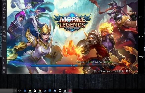 Cara Bermain Mobile Legends Di PC dan Laptop