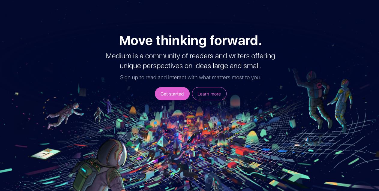 下一個內容革命的起點?Medium:深度、完整、優雅的寫作平台