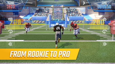 Marshawn Lynch Pro Football 19 MOD APK for Android