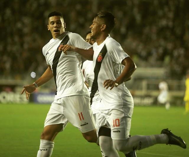 Vasco rumo à Libertadores