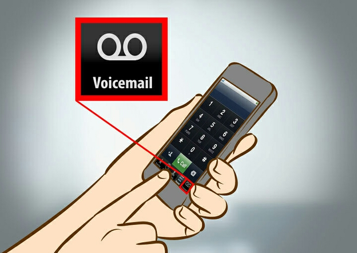 how to change your voicemail message