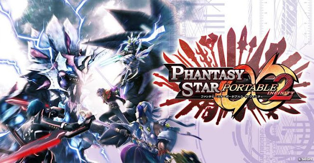 phantasy star portable 2 infinity english