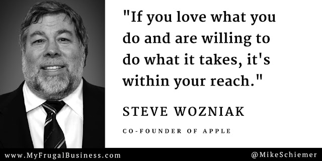 steve wozniak quote