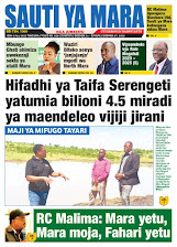 Sauti ya  Mara News / Voice of Mara