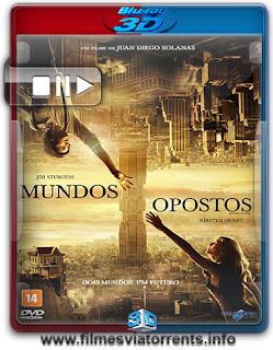 Mundos Opostos (Versão Estendida) Torrent – BluRay Rip 1080p 3D HSBS Dual Áudio 5.1 (2012)