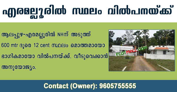 Residential Land in Alappuzha