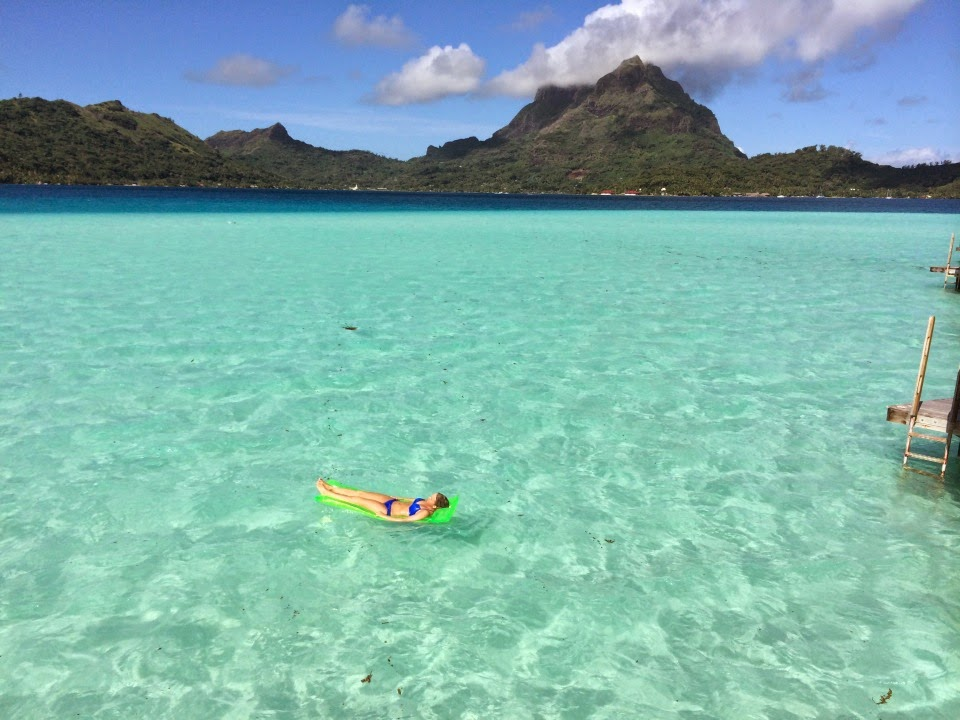 This Bora Bora Vacation Planning Tips article is Q&A style with guests that just returned from their trip of a lifetime. You'll find information about overwater bungalows, food, activities, travel paths, expenses, and much more. Enjoy!