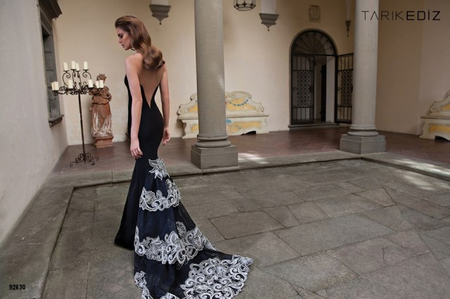 diseños de vestidos formales para mujer