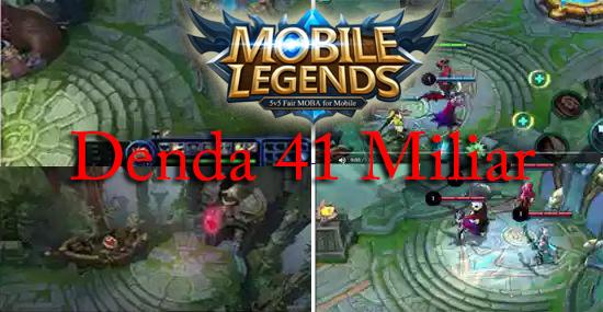 Mobile Legends Bayar Denda 41 Miliar dan akan Ditutup, Benarkah?