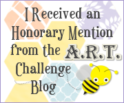 A.R.T. Challenge Honorable Mention