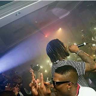 Photos From Wizkid's Album Listening Party In London