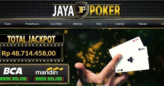 Rajapoker Raja Poker88 Tempat Permainan Poker Online Jayapoker Jaya Poker Jayapoker Online Uang Asli Indonesia